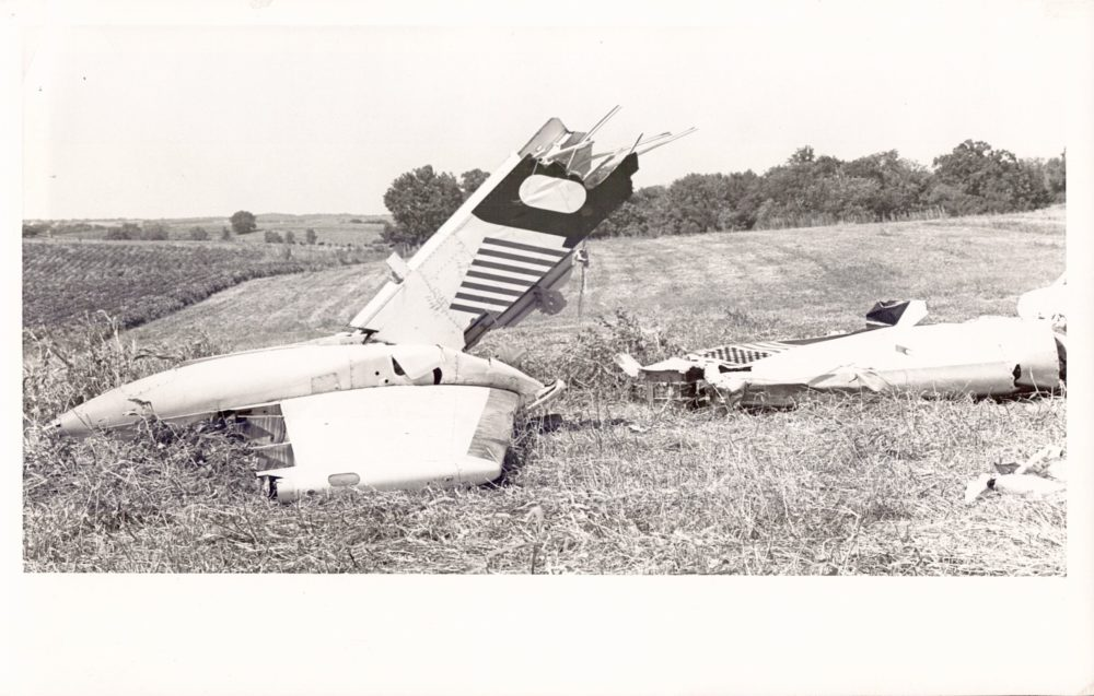 Braniff 250 Crash Site