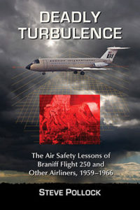 Deadly Turbulence book cover