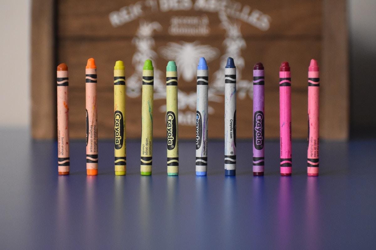 Crayon Row