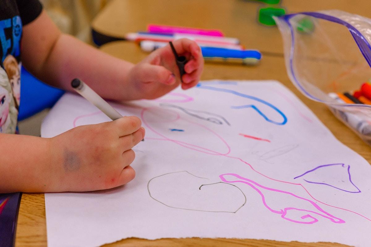 Stanford: Georgina Beaty's Pre-K/Kindergarten Class