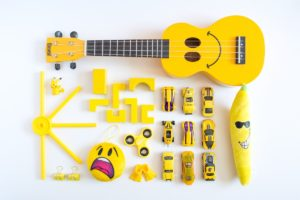 Emoji Guitars